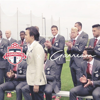 The First Official TFC Team Suit