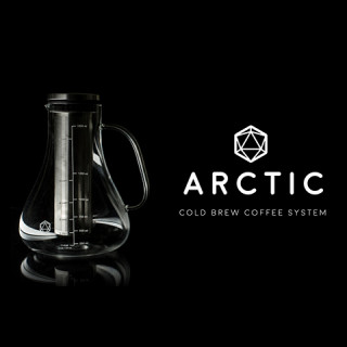 Arctic Cold Brew Coffee System by ICOSA Brewhouse